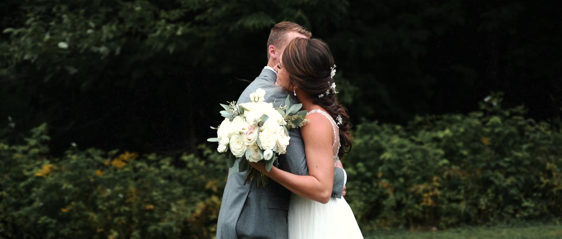 Barn at Silver Oaks Estate Maine Wedding Video Photo 2