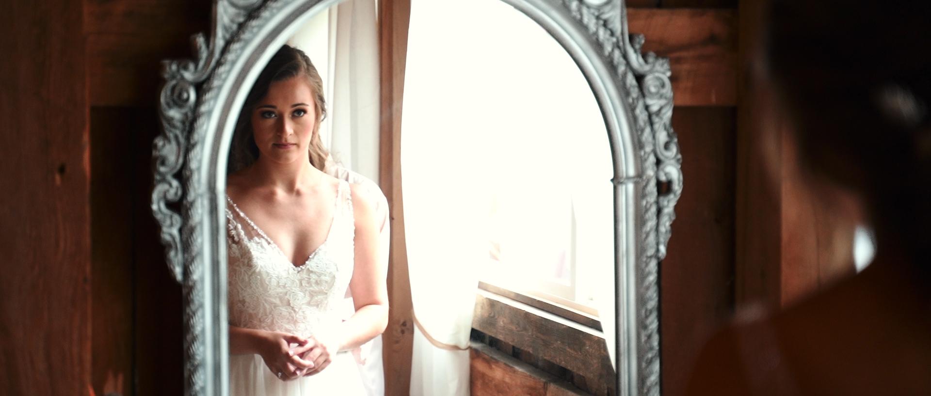 Barn at Silver Oaks Estate Maine Wedding Video Photo 6