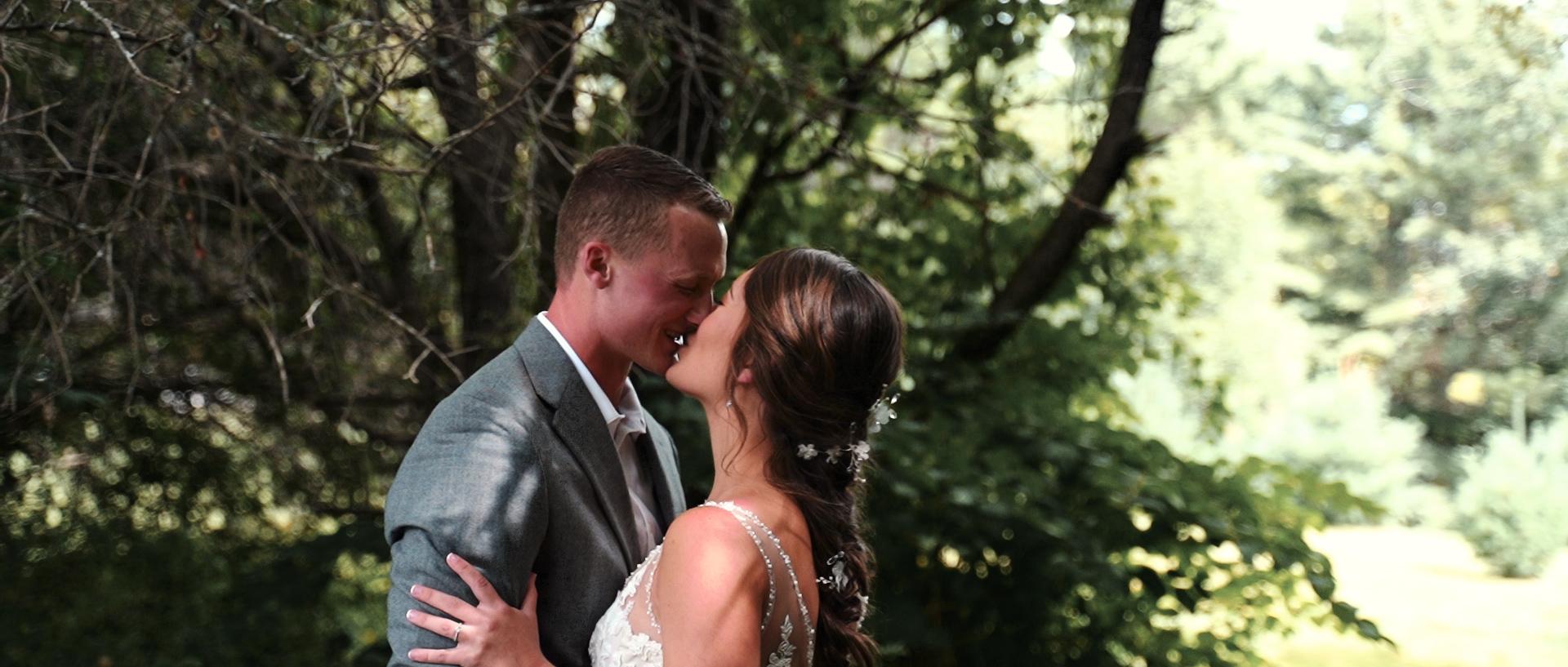 Barn at Silver Oaks Estate Maine Wedding Video Photo 10
