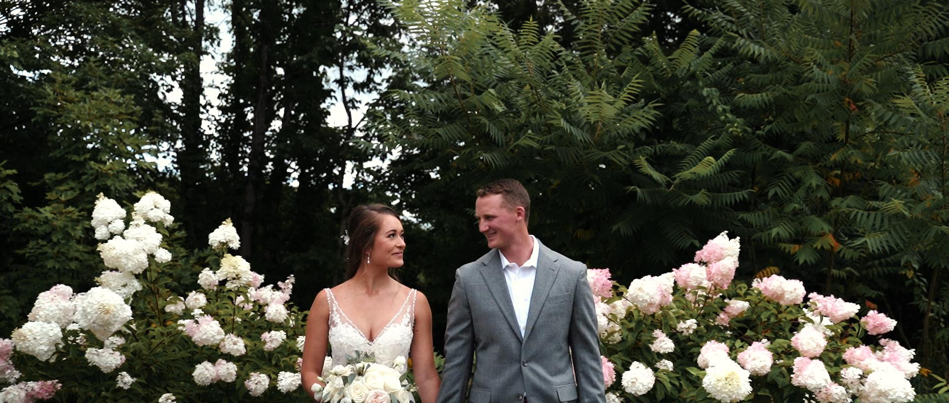 Barn at Silver Oaks Estate Maine Wedding Video Photo 13