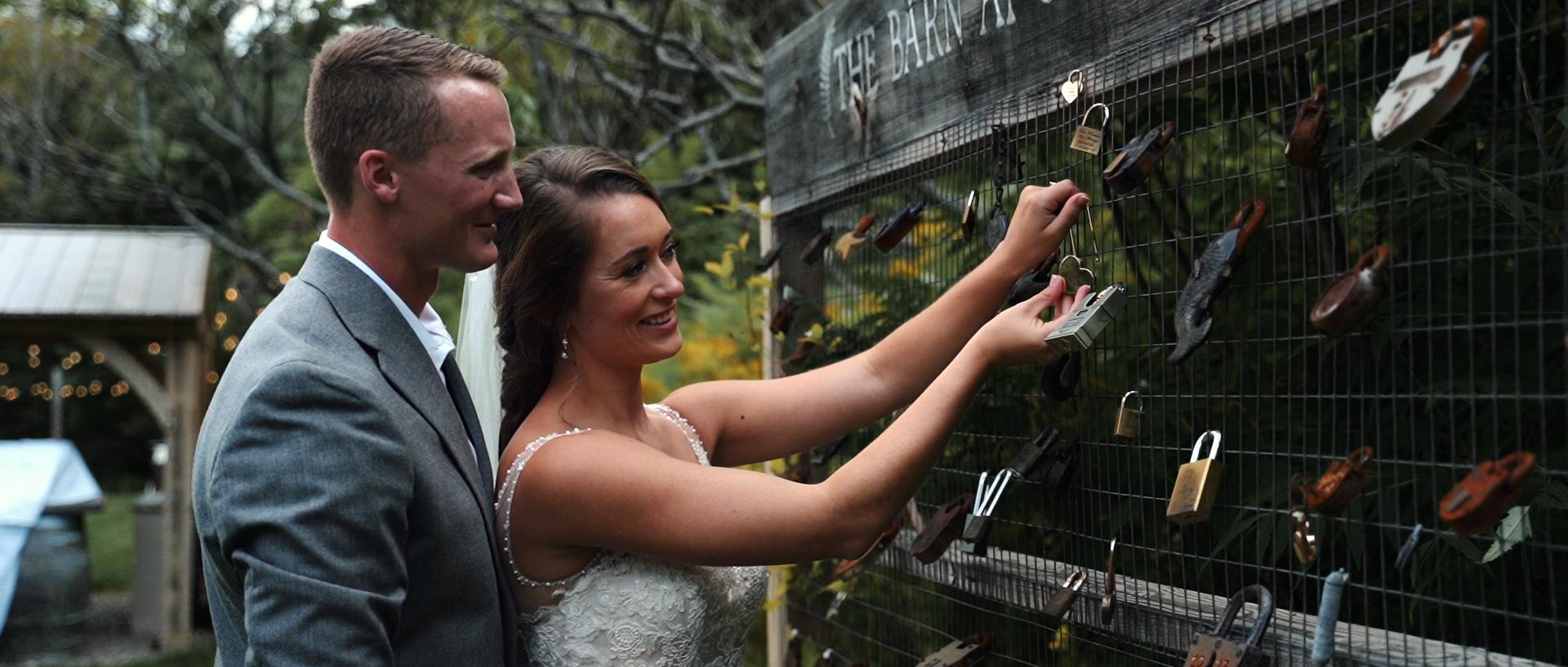 Barn at Silver Oaks Estate Maine Wedding Video Photo 15