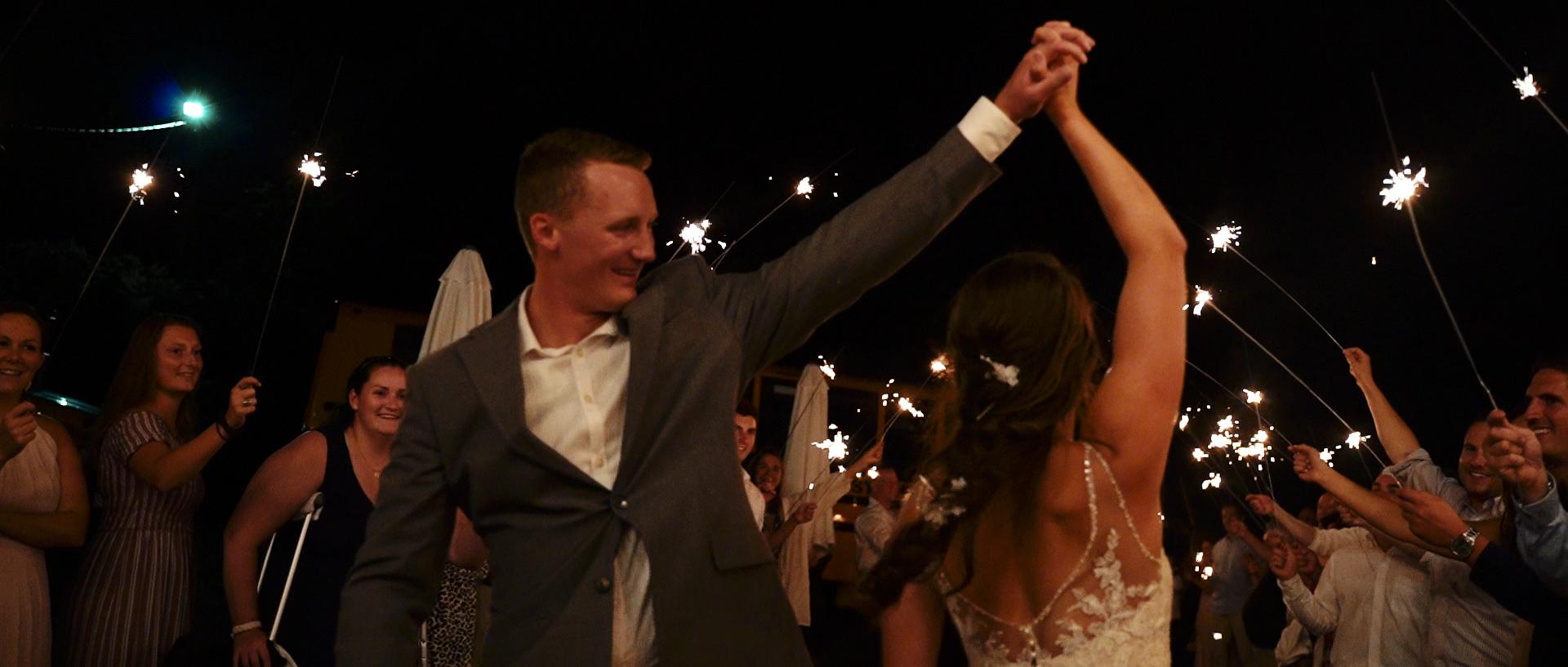 Barn at Silver Oaks Estate Maine Wedding Video Photo 23