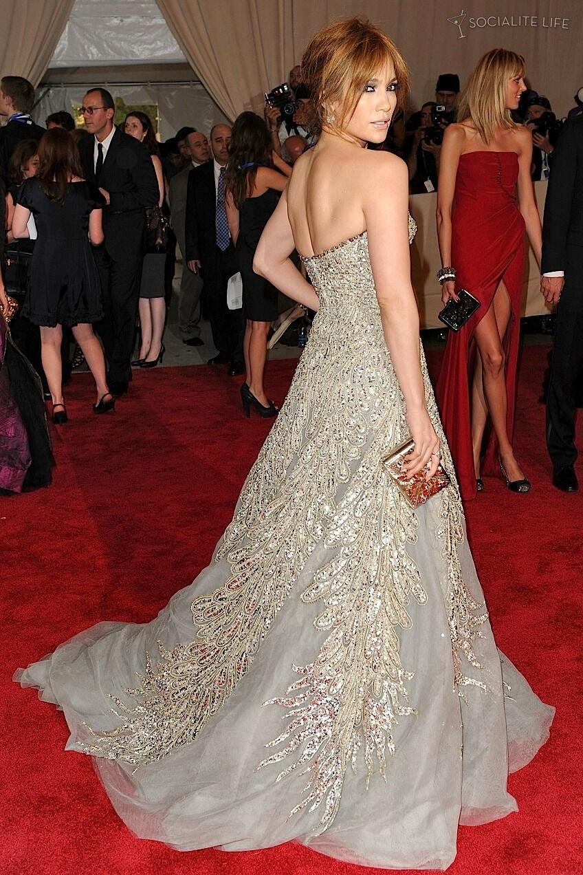 Jennifer Lopez Met Gala 2010