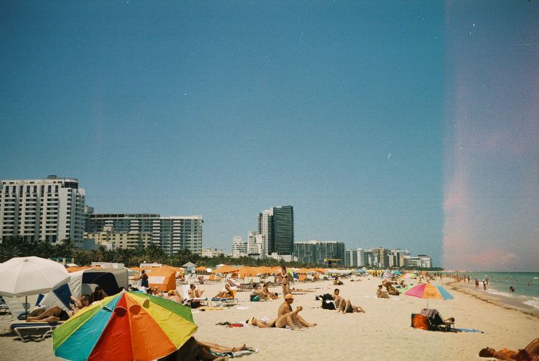 Miami Beach. April 2016.