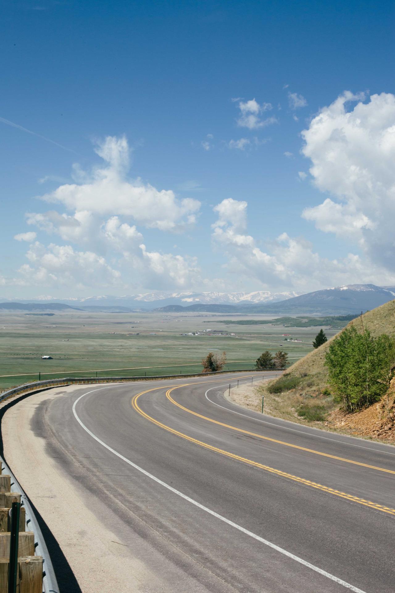 Kenosha Pass, Colorado - June 2014.