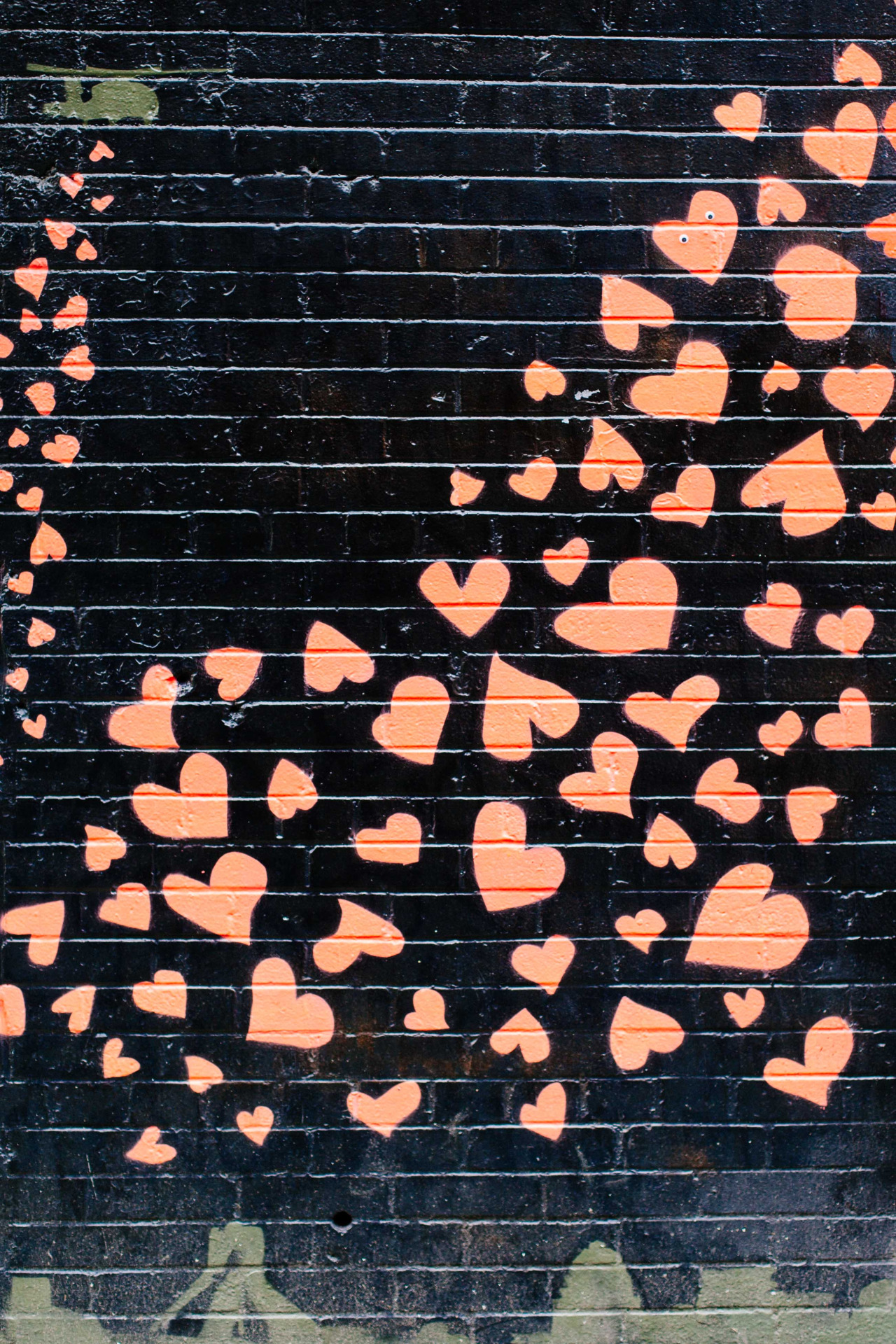 Hearts in the Lower East. April 2014.