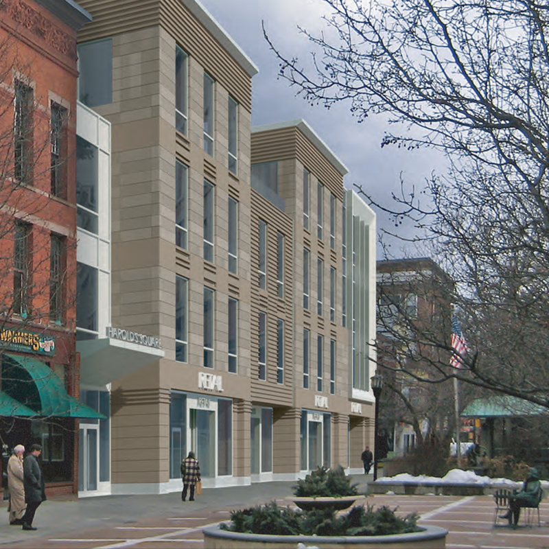 Harold Square  | Project Approvals • Project Coordination • Public Outreach • Zoning• Site Planning