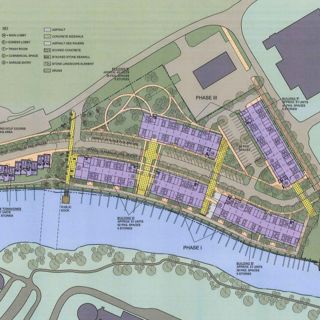 Cascadilla Landing | Project Approvals • Landscape Architecture