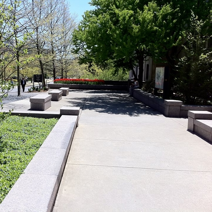 Cornell University Dey Stimson Hall | Landscape Architecture