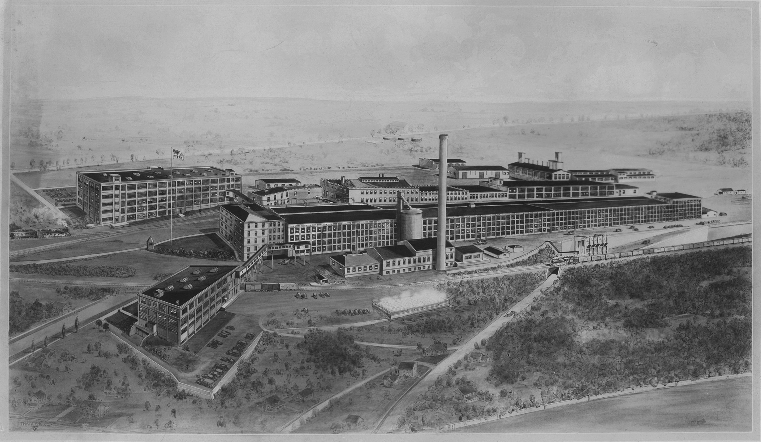 Chain-Works-William Reed Old Photo-Historic-site axon.jpg