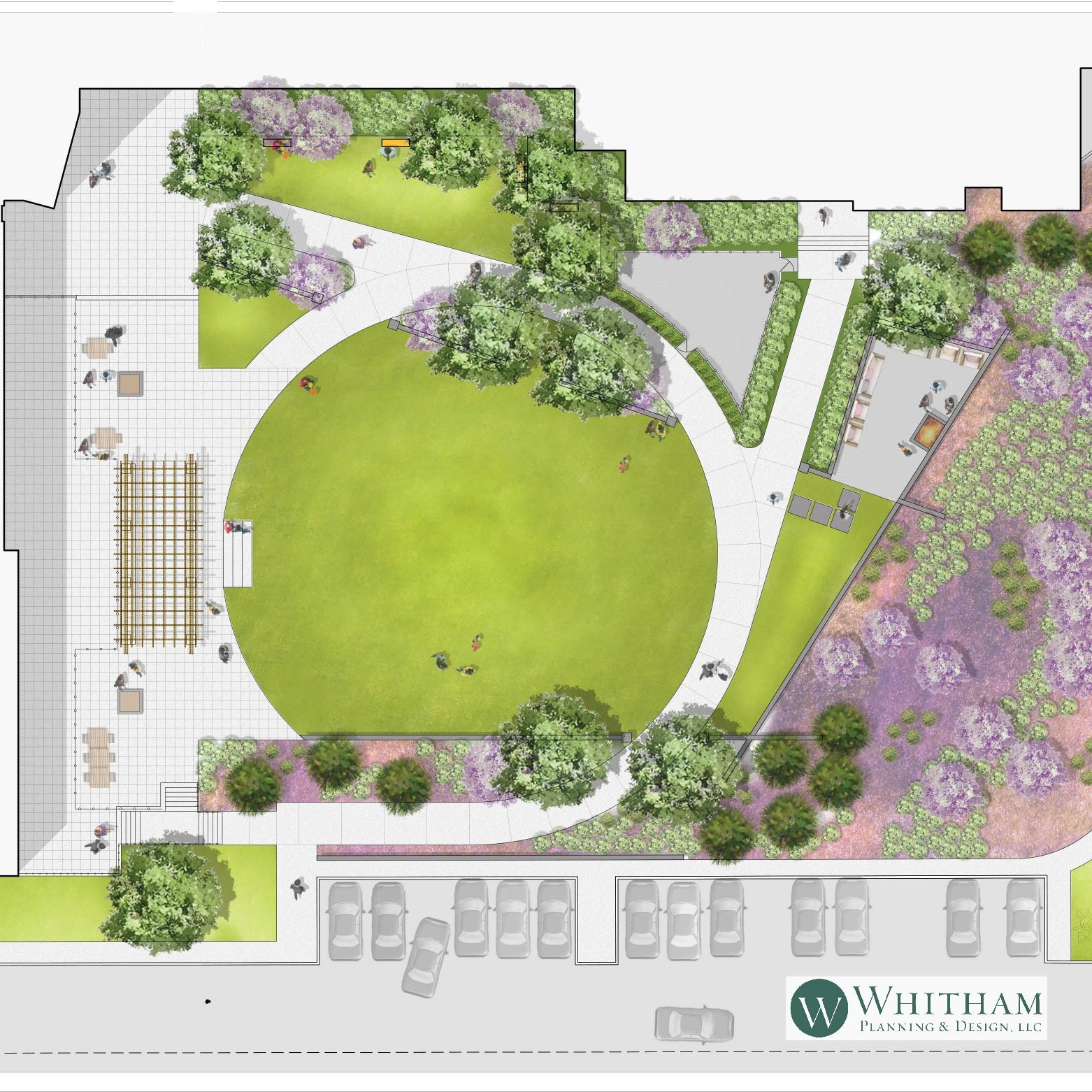 50 Front Street | Landscape Architecture