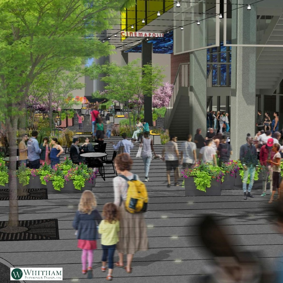 Green Street Garage RFP  | Planning and Landscape Architecture