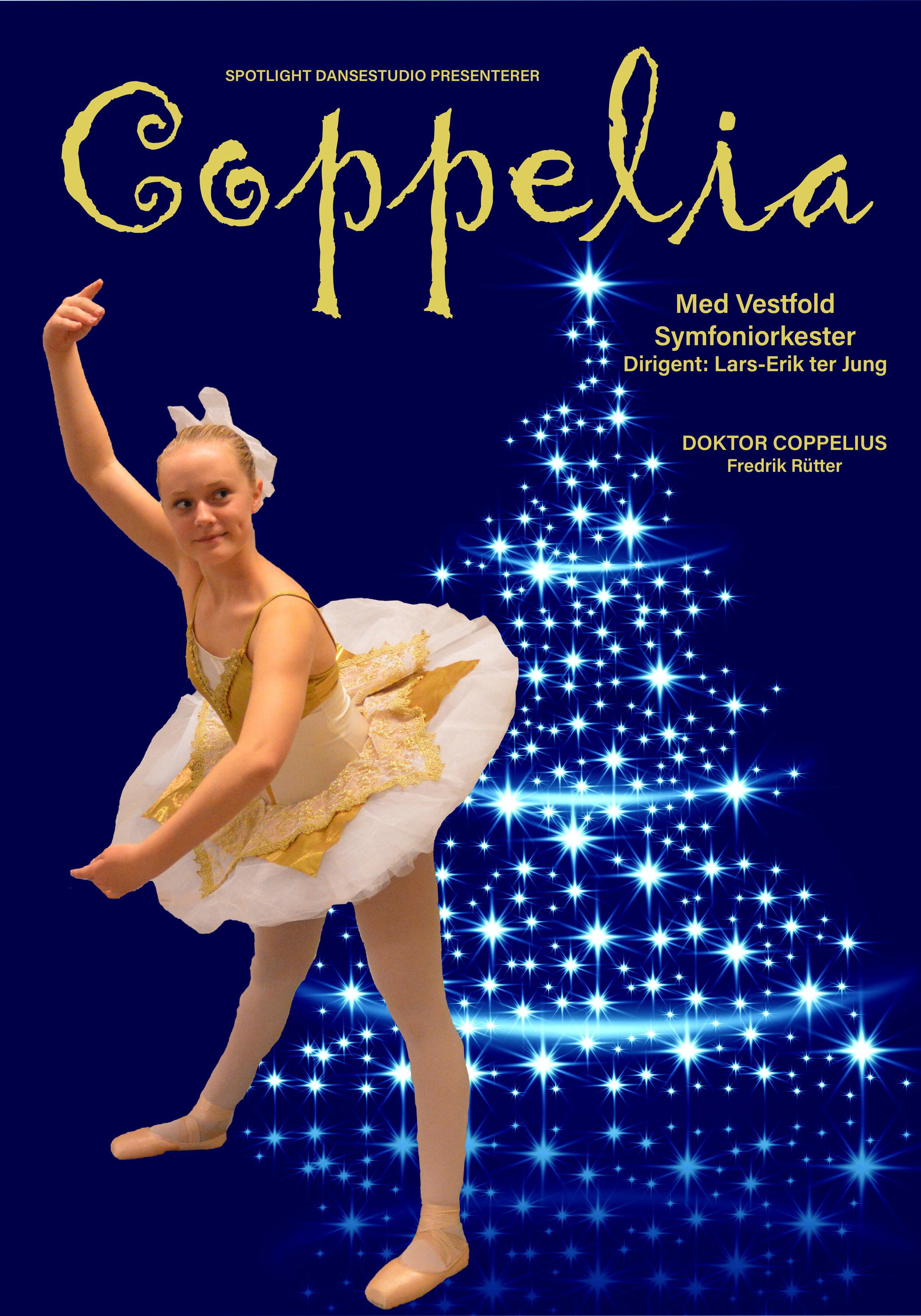 Fellestreninger Coppelia - Her finner du fellestreningslappen for høstens ballettforestilling.