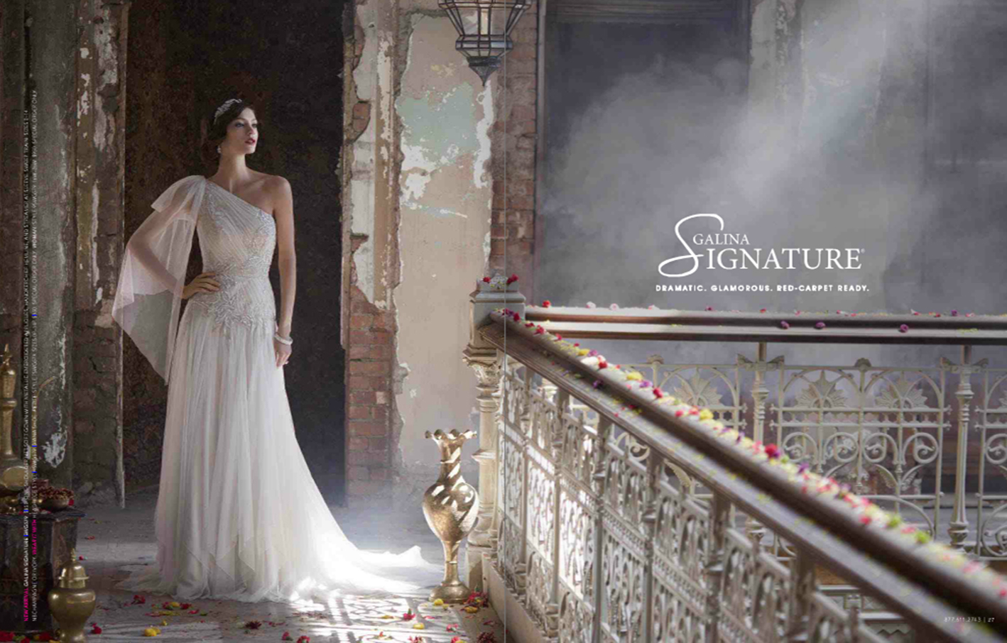 David's Bridal : Fall 2013 : Photographer : Jeff Bark