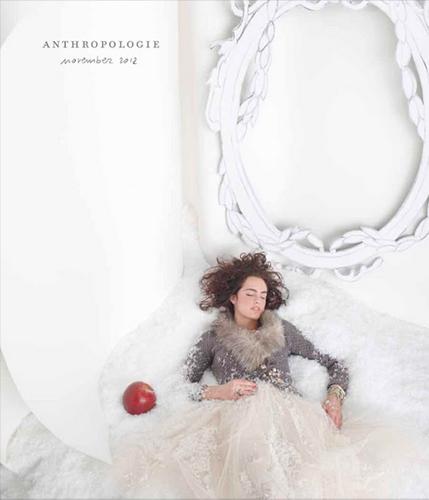 Anthropologie : Holiday 2012 : Photographer : Diego Uchitel