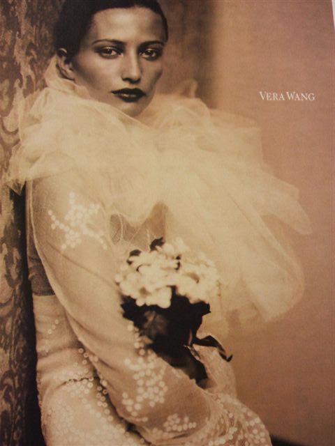 Vera Wang : 2004 : Photographer : Paolo Reversi