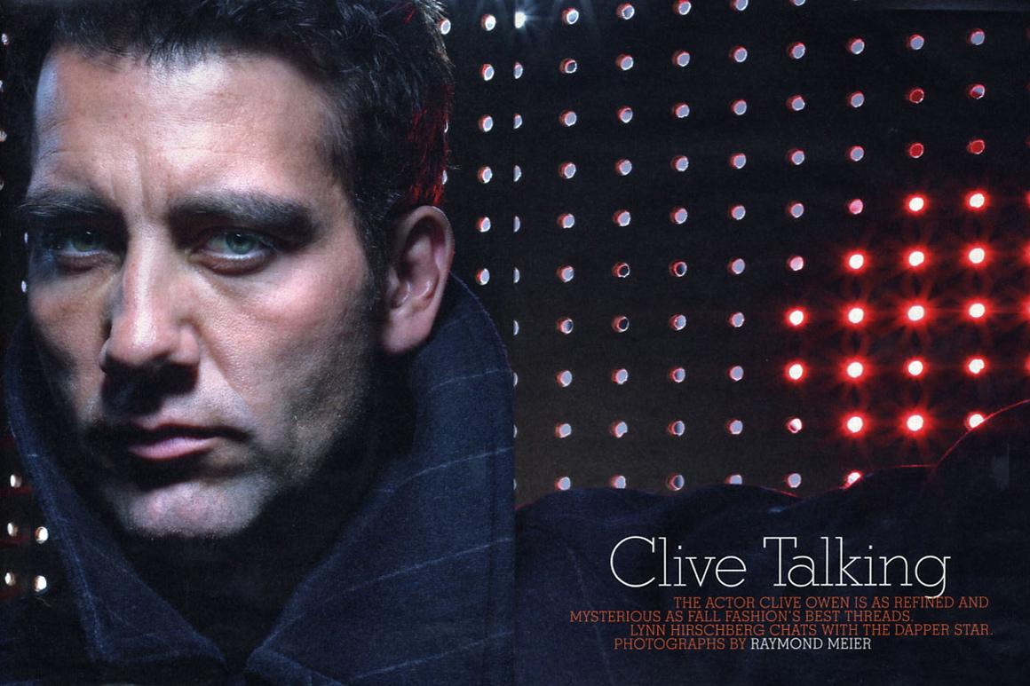 T Magazine : 2004 : Photographer : Raymond Meier
