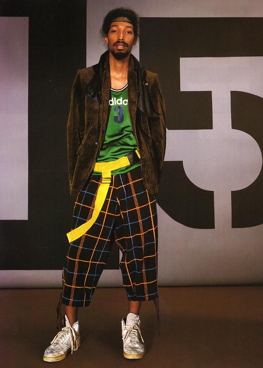 L'Uomo Vogue : 2003 : Photographer : Richard Burbridge