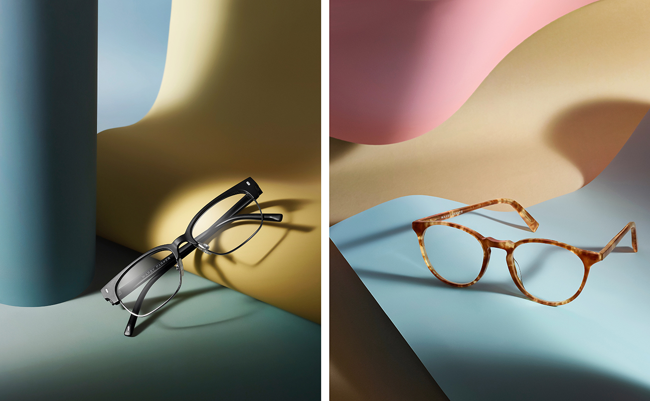 Warby Parker : Spring 2009 : Photographer : Hannah Whitaker