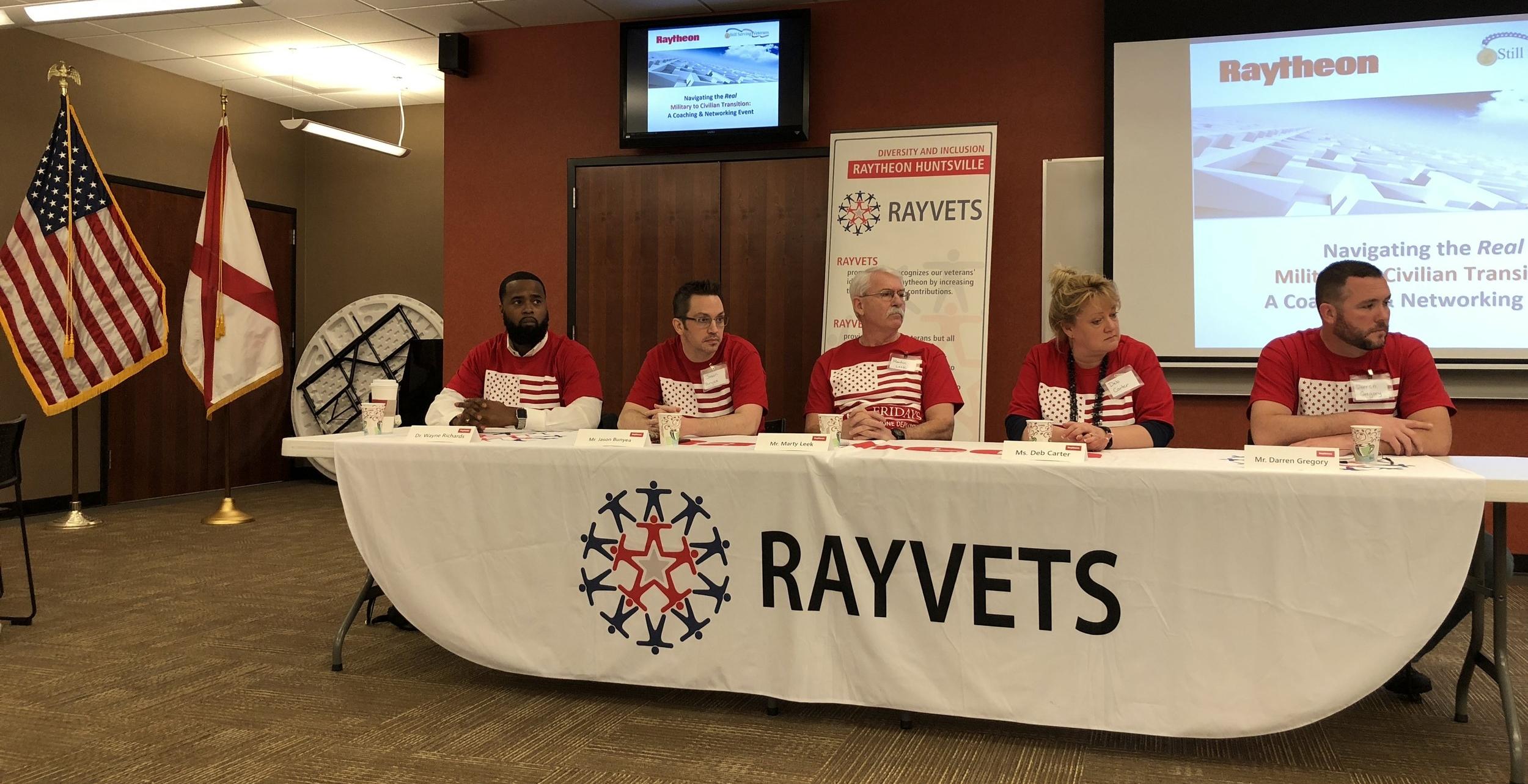 RayVets Panel