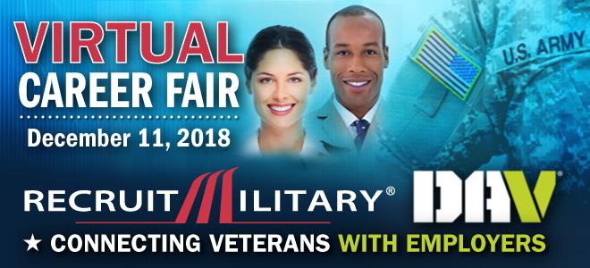 Recruit Military Virtual Career Fair