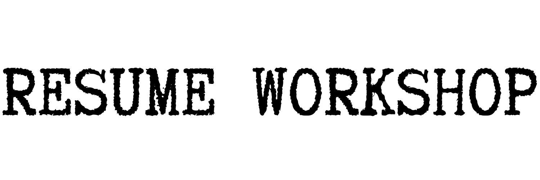RESUME WORKSHOP.jpg