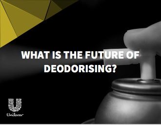 AFTER REFRAMING THE INITIAL QUESTION TO FOCUS ON DEODORISING RATHER THAN DEODORANTS, WE FORGED TOGETHER DATASETS, INSIGHT REPORTS, TECHNICAL ROADMAPS AND TRENDS TO CREATE A STRATEGIC FRAMEWORK FOR THE FUTURE OF THE CATEGORY AND A ROADMAP OF COMMERCIAL OPPORTUNITIES.