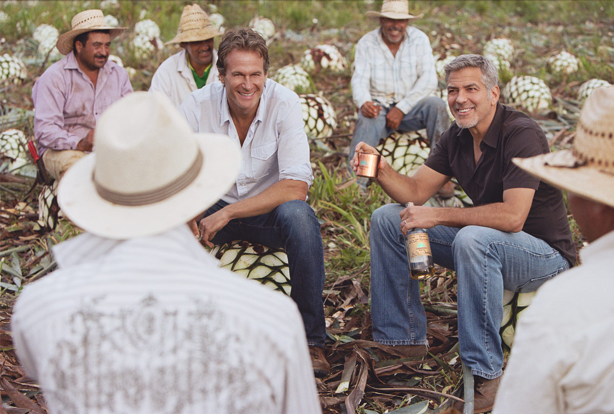 Contemporary endorsement is increasingly built from depth not superficial association. (Image courtesy of  Casamigos Tequila )