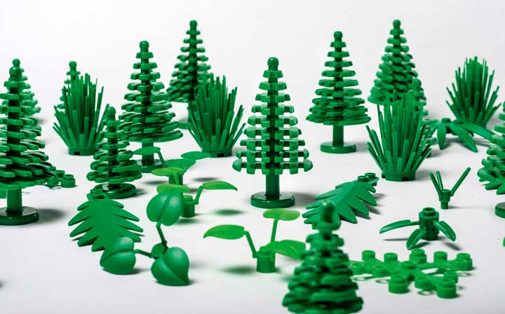 Lego plants are now made from plant-based plastic sourced from sugarcane