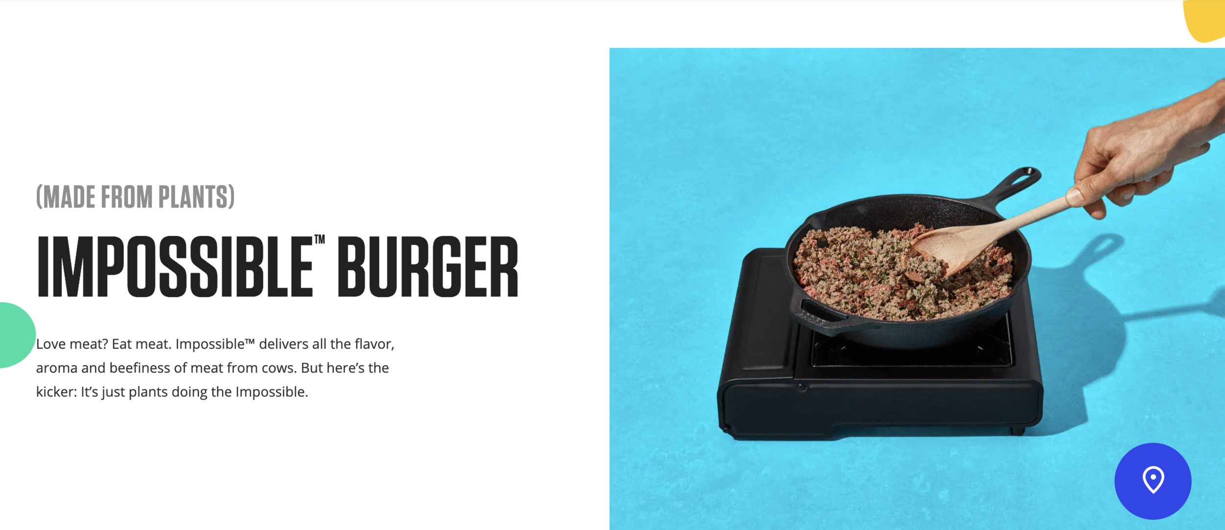 Impossible Foods make the seemingly impossible - including meatless burgers. Burger King are soon to launch the Impossible Whopper in collaboration with the company.