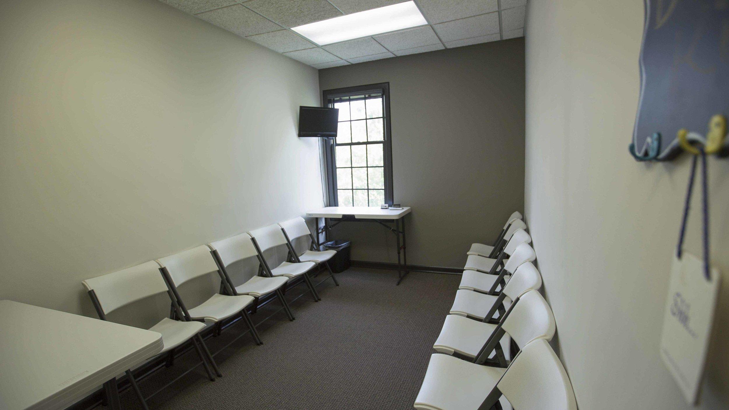 Waiting Room  B