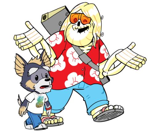 Dog and Bones