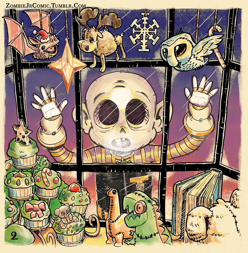 Zombie Jr. Holiday