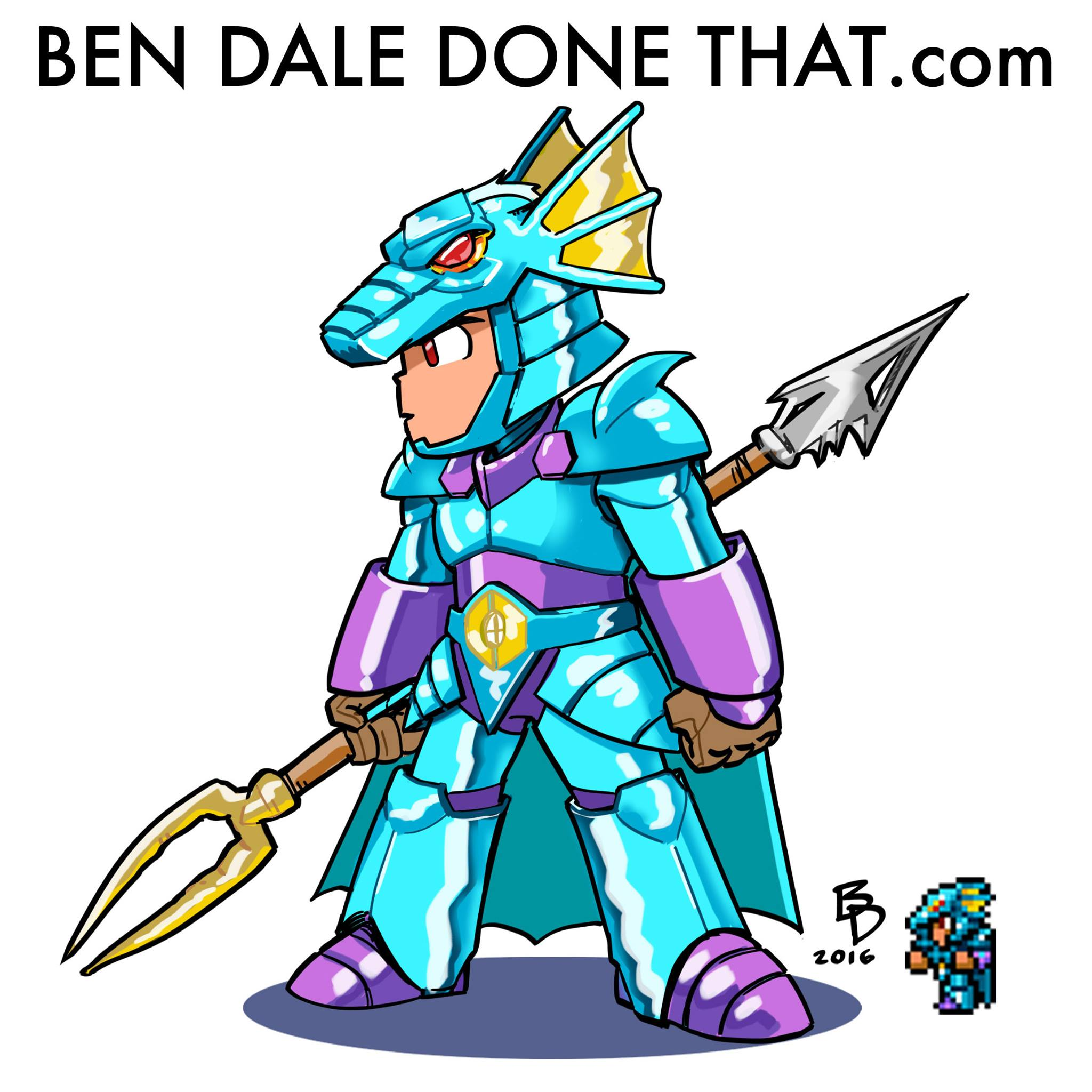 Drawtober 16 Kain The Dragoon From Final Fantasy 2 Ben Dale Done That This set of armor provides the option of a more refined and knightly approach to wearing the bones of dragons. drawtober 16 kain the dragoon from