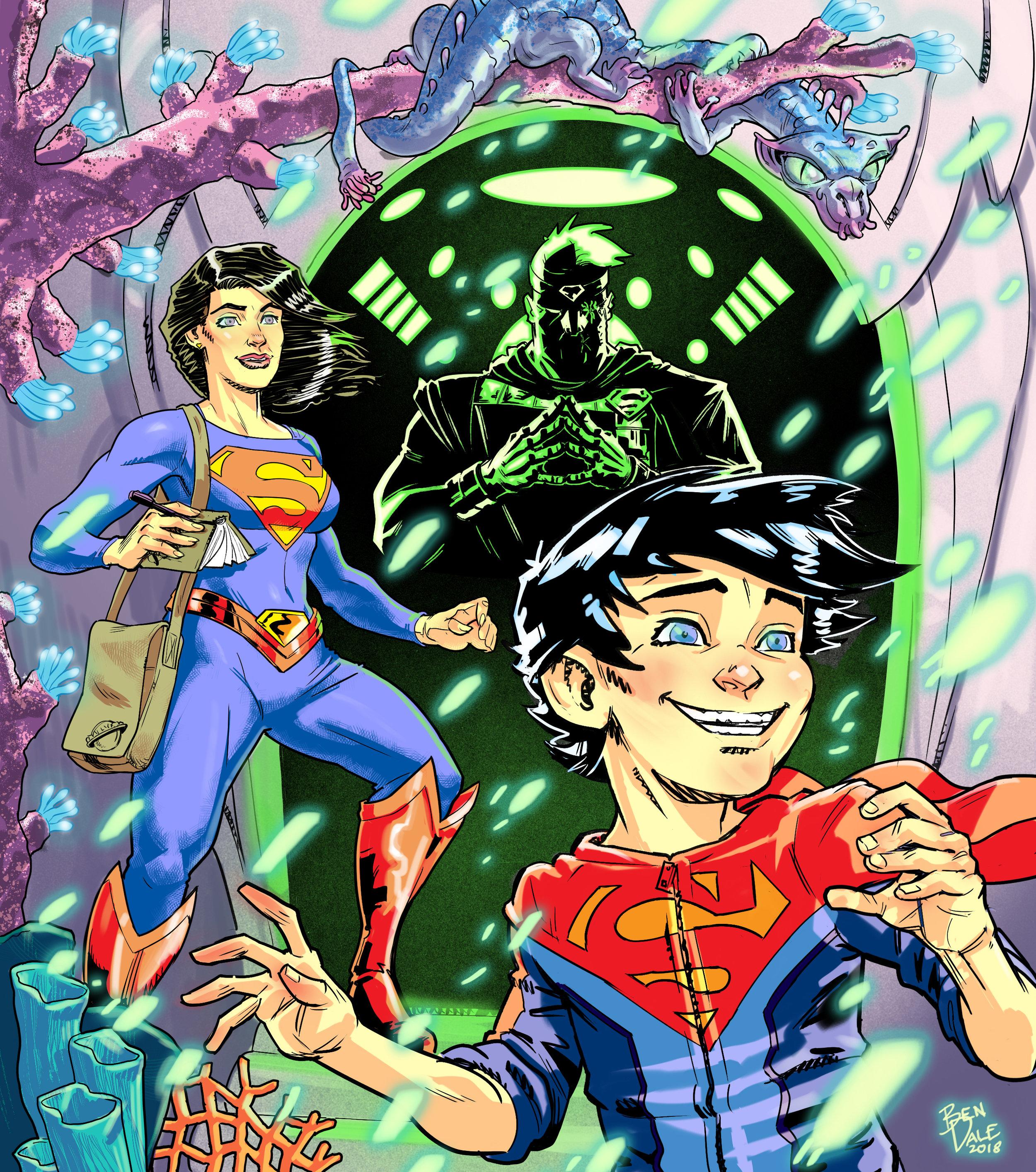 Lois,Jor-El, and Jon.jpg