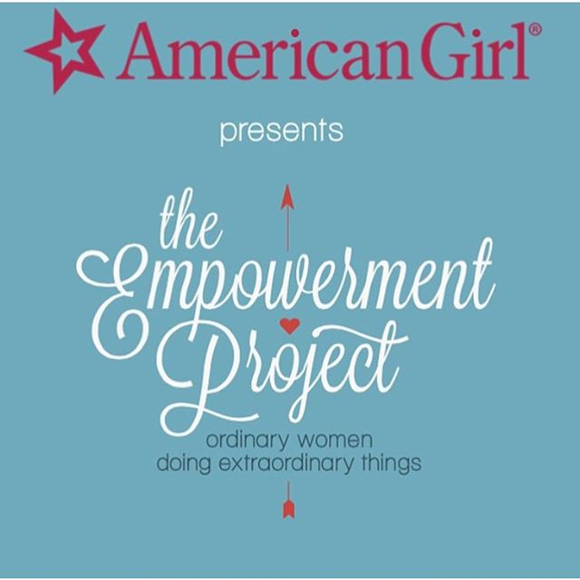 We are so thrilled about this announcement from @empowermentdocu! American Girl is sponsoring 50 screenings of this inspiring documentary in October in honor of the UN's International Day of the Girl. So proud! @sarahmoshman @danamichelle336 @indieflixceo @heidi_paige_