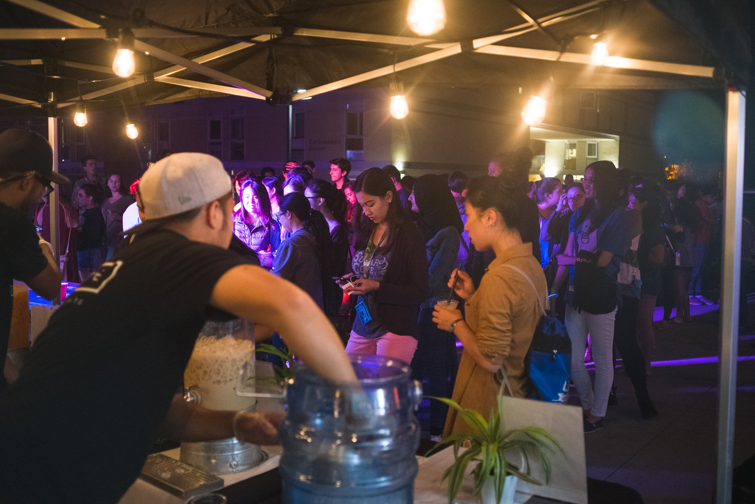 (2/2) In September 2016, we got to serve milk tea & boba to over 800 excited students of UC San Diego during the Triton Fest International Night Market.