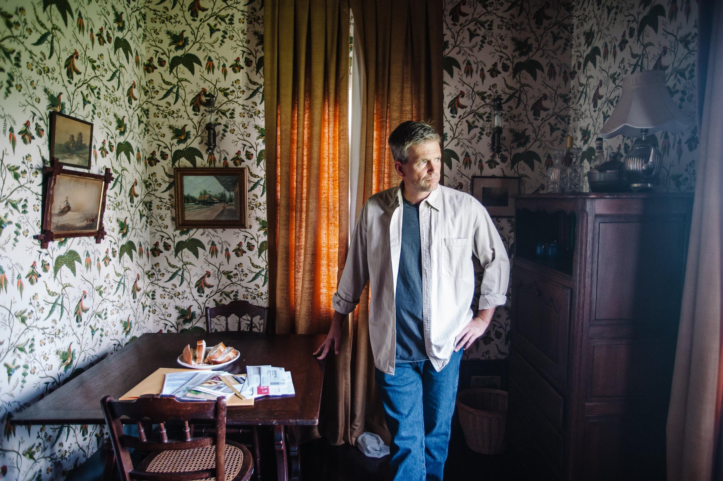 Leo- played by Byron Herlong. Photo: Brad Burckel of Du Castel Photography