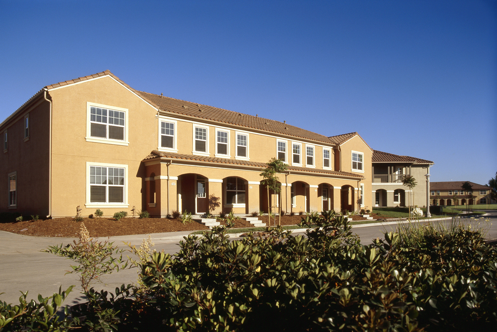 On-base homes available at Villages at Moffett and Parks.