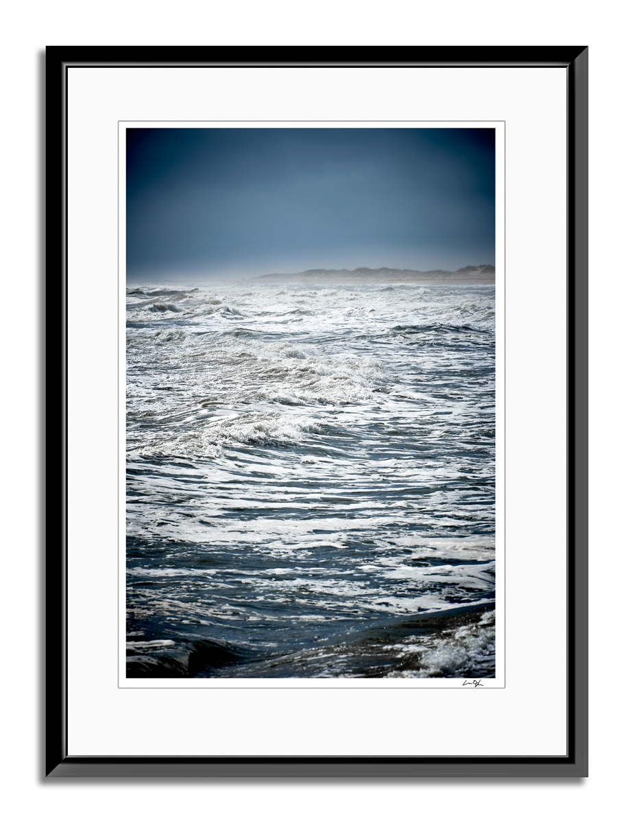 Frame is shown for reference only .. not necessarily included in print purchase!  Please use a professional framer and insist on archival materials