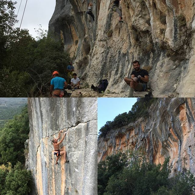 A new crag in Beit Chlala has been developed for all intermediate and advanced climbers! • Check out the topo and some photos on the website   [Link in bio] • Thank you to everyone who put their time and effort into bolting this new crag! • • • • • • #rockclimbers #rockclimbing #climbers #climbinglebanon #bolting #newcrag #development