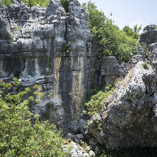 New crag in Feytroun - JoolMood! • • Link to topo in bio. • • • • @joolmood  #rockclimbing #rockclimbinglebanon #newcrag #joolmood #climbing #topo #outdoors
