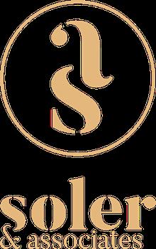 Soler Associates logo Vertical Vertical Gold on Transparent.png