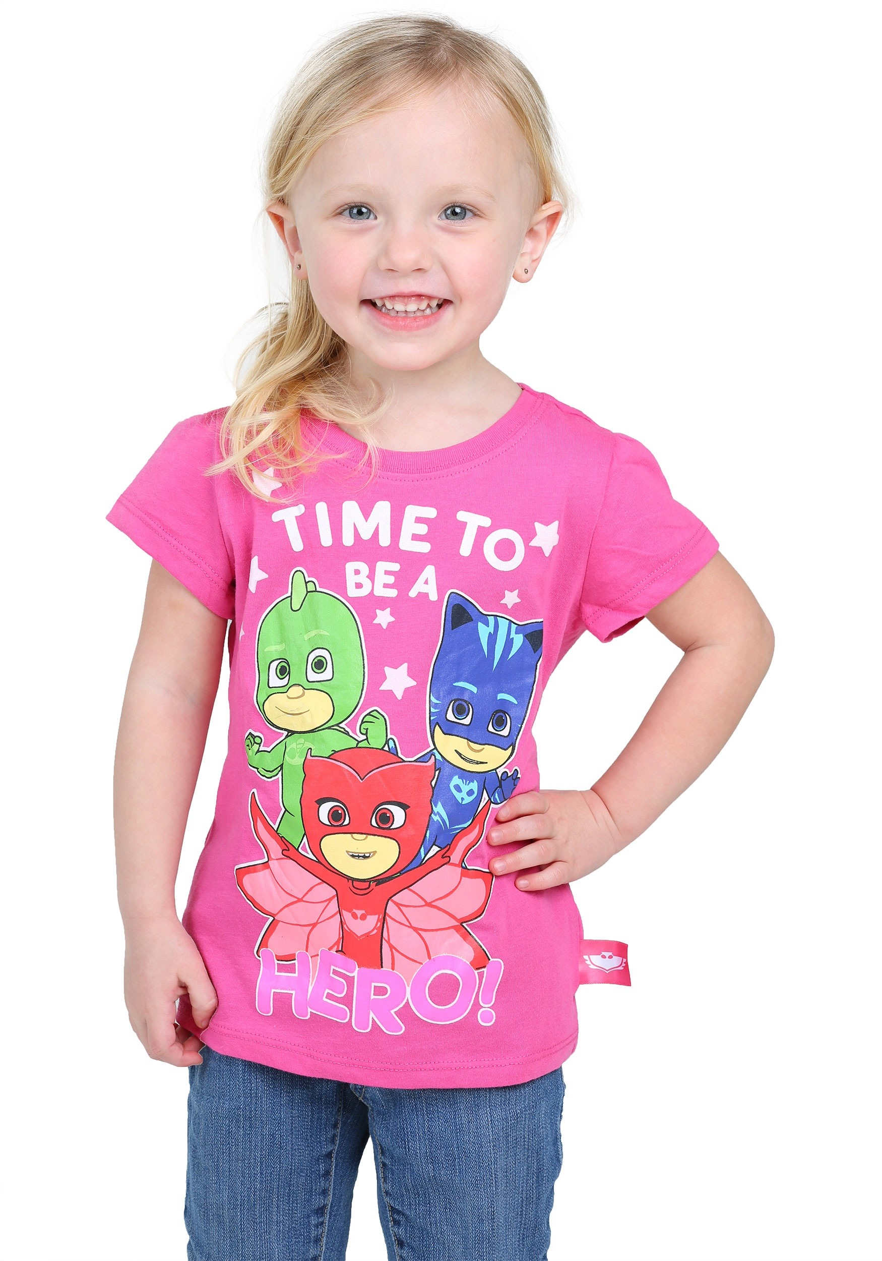 Time to Be A Hero Girls Tee Social.jpg
