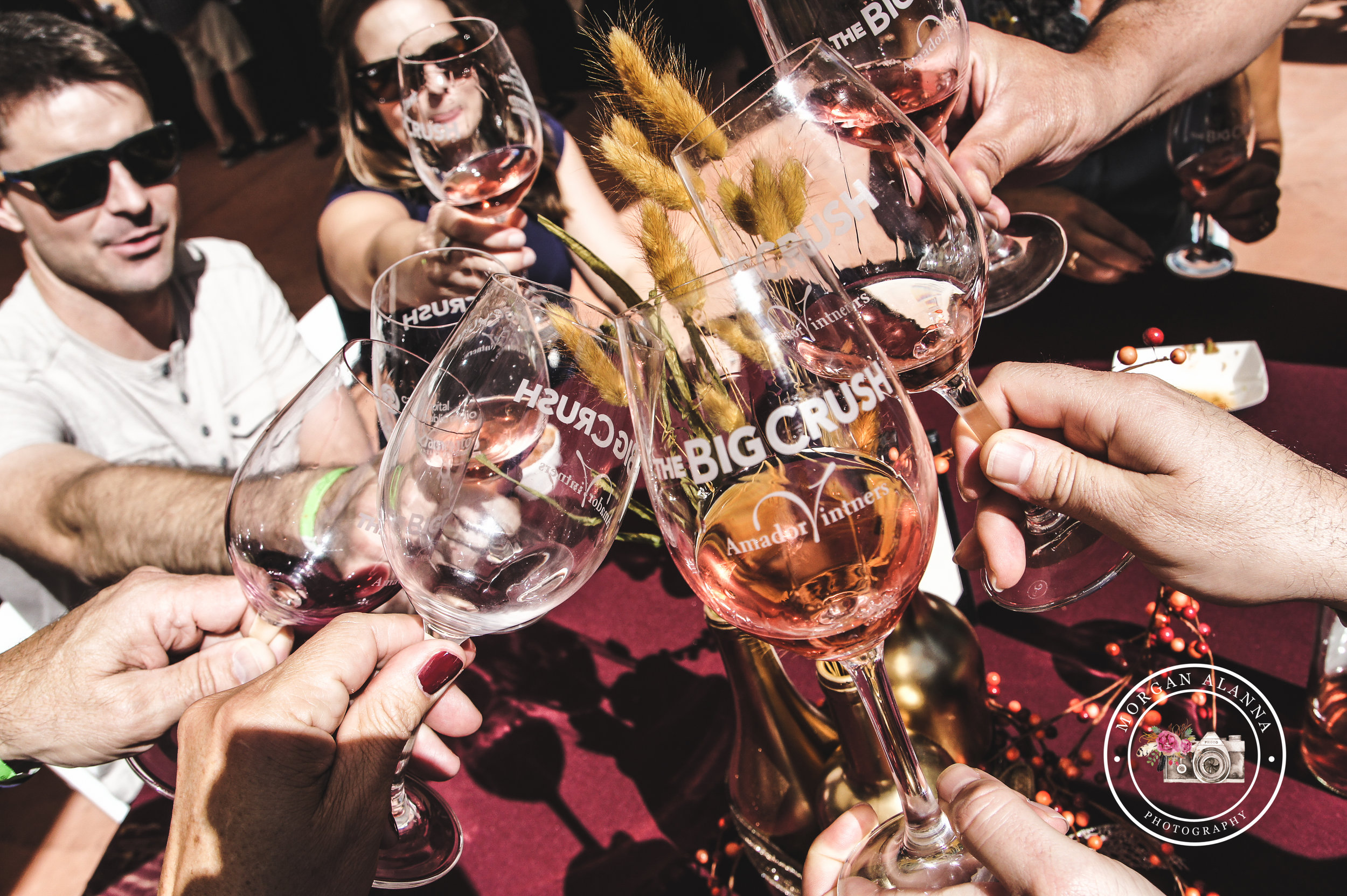 The Big Crush is an annual event in Amador where all of the  Amador Vintners  join forces to provide you with wine, food and music! it was amazing! This was taken at Borjon! (click on the photo and it will take you to the wineries homepage!)