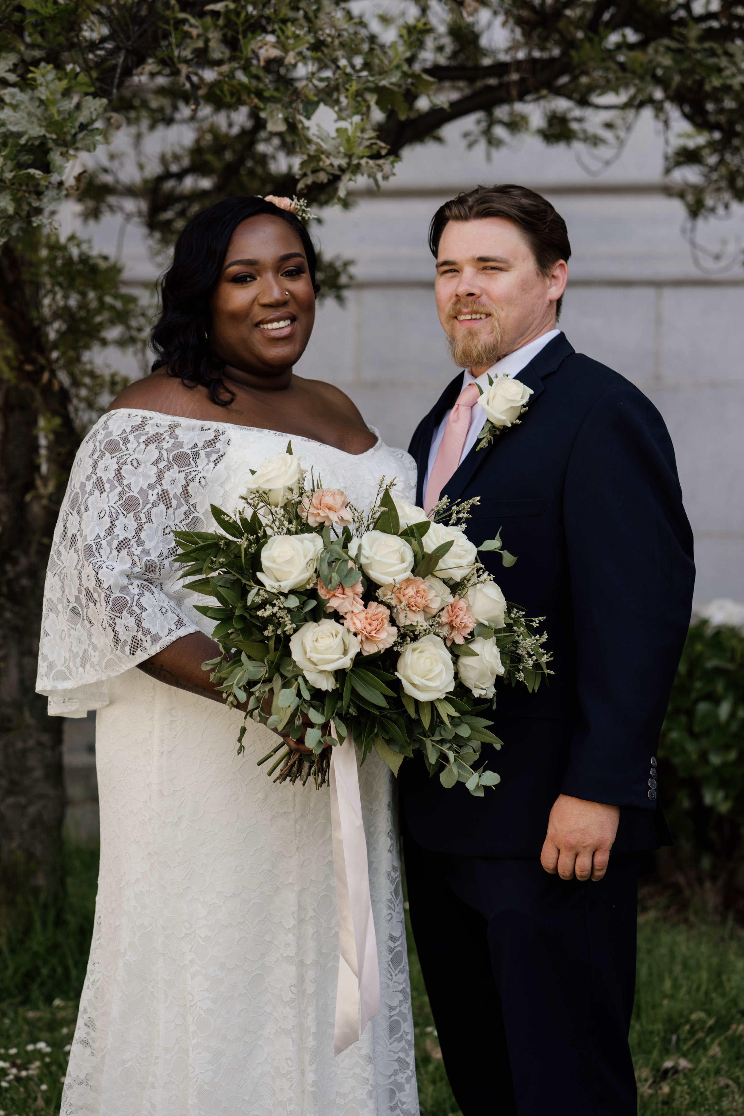 """Featured Wedding - Ebony and Lee's romantic court house elopement!Meet Ebony and Lee, their story is a classic 21st century love story I will get to in a minute. Their wedding day was an homage to love, no matter the obstacles.""""Under our Constitution, the freedom to marry, or not marry, a person of another race resides with the individual, and cannot be infringed by the state,"""" - Chief Justice Earl WarrenJune 12th, 2019 marked the 52nd anniversary of The Supreme Courts ruling on Loving v. Virginia.In a unanimous decision, the justices found that Virginia's interracial marriage law violated the 14th Amendment to the Constitution.Keep Reading…"""