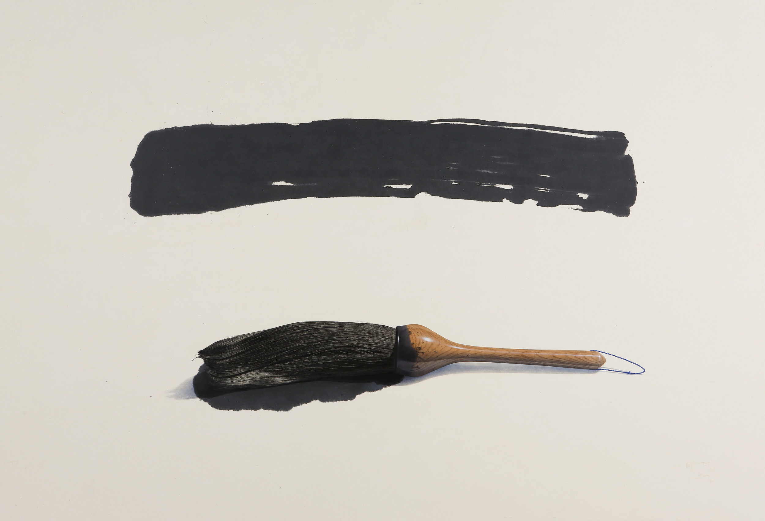 Brush (Plate 5), 2014