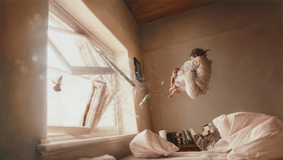 Jeremy Geddes'  A Perfect Vacuum  (2011)