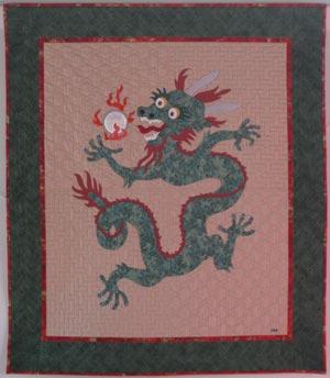 """""""A Dragon for Christmas"""""""