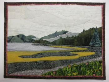 """Juneau, KA"" from the  Sheer Effects Landscape  workshop."